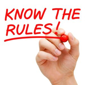 March 17th of this year is when the new rules took effect, and many forms were updated.