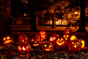 Halloween and Parenting Plans