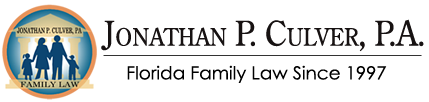 Ocala Gainesville Family Law Attorney – Jonathan P. Culver PA