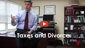 Divorce and Income Taxes (Video)